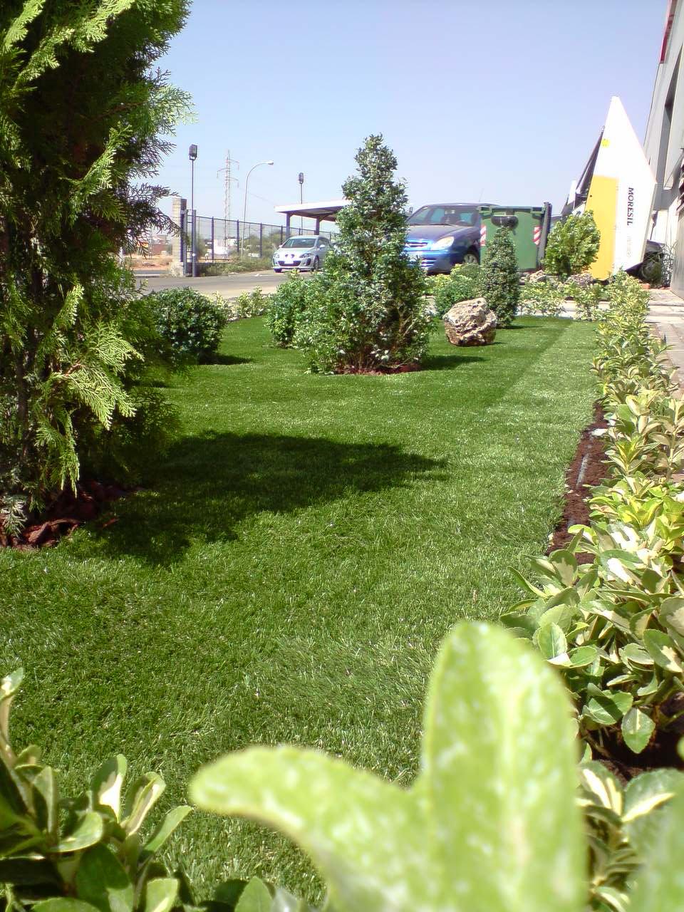 La empresa plantas y jardines cordoba dise o - Jardines cordoba ...